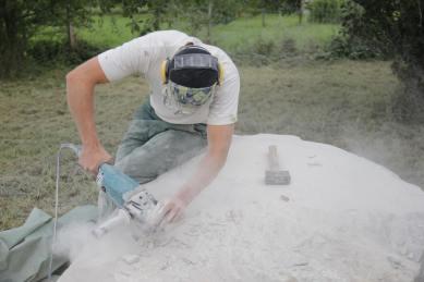 Alexandre sculpte - 08